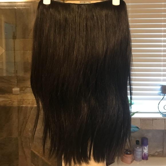 Hidden Crown Accessories 16 Hair Extensions 1b Poshmark